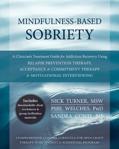 Book Cover: Mindfulness-Based Sobriety